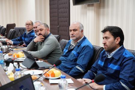 پیگیری احداث زیرساختهای مورد نیاز شهرستان خواف