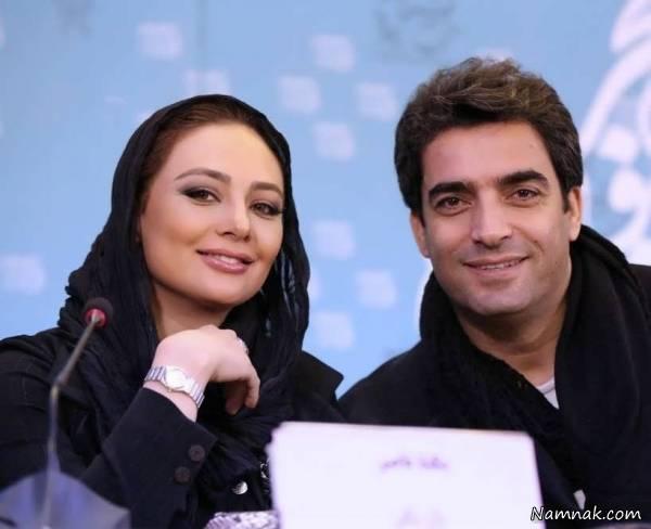 یکتا-ناصر-و-همسرش