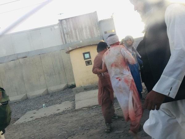 انفجارهای افغانستان