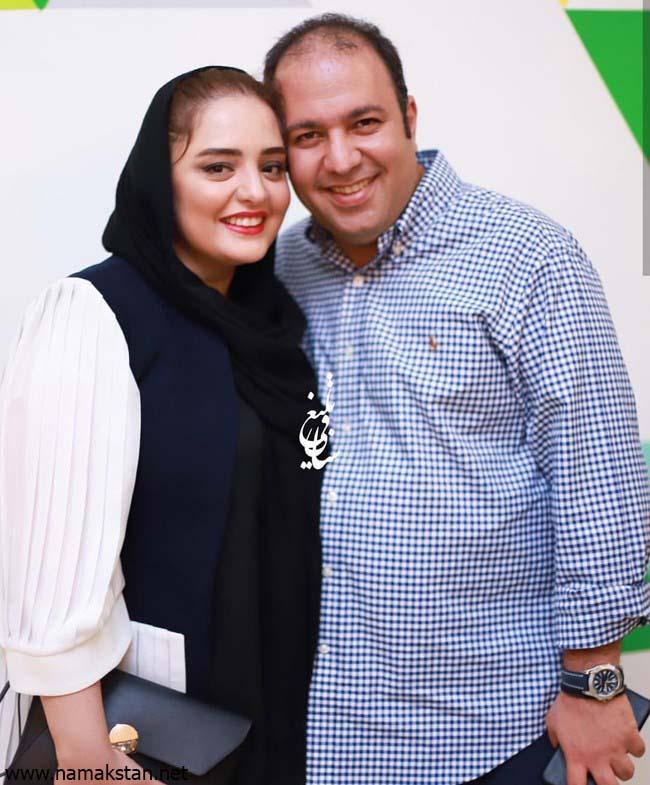 علی-اوجی-و-همسرش-نرگس-محمدی