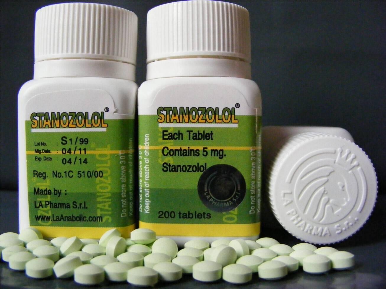 قرص استانوزولول (هورمون بدنسازی) چیست؟ + عوارض مصرف