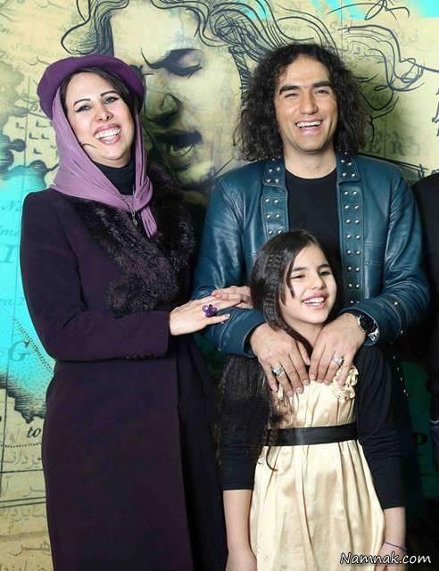 همسر-و-دختر-رضا-یزدانی