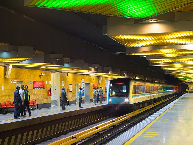 قیمت بلیت مترو