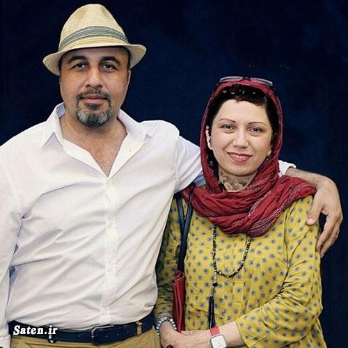 بیوگرافی رضا عطاران و همسرش + تصاویر جدید