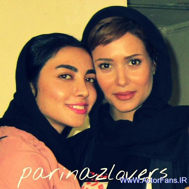 Jadidtarin Axhaye Parinaz Izadyar Dar Dey 93 (05) -- _ActorFans.IR_