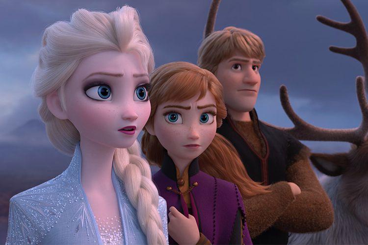 انیمیشن فروزن 2 Frozen