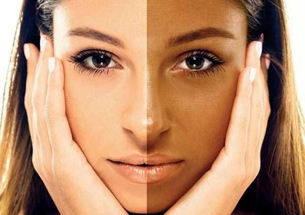 سفید کردن پوست آفتاب سوخته و برنزه با روش های خانگی