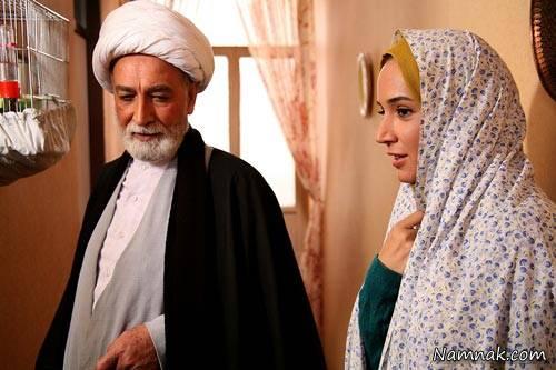 شبنم-قلی-خانی-و-محمود-پاک-نیت-در-سریال-پنجشنبه-آخر-ماه-واپسین