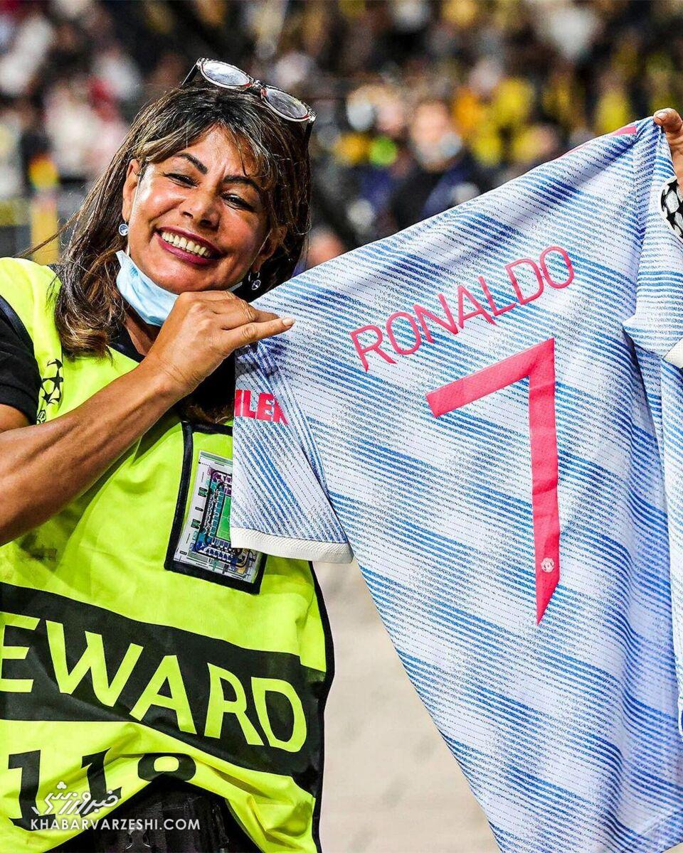 رونالدو
