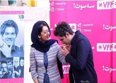 ماجرای ازدواج امیر علی نبویان با مدیرعامل یک شرکت + تصاویر دیده نشده