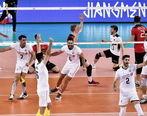 پخش زنده بازی والیبال ایران و برزیل 17 خرداد
