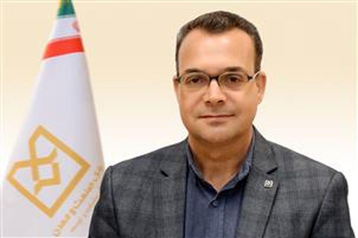 مصاحبه با قائم مقام مدیر عامل بانک صنعت و معدن در مورد افتتاح ساختمان های جدید