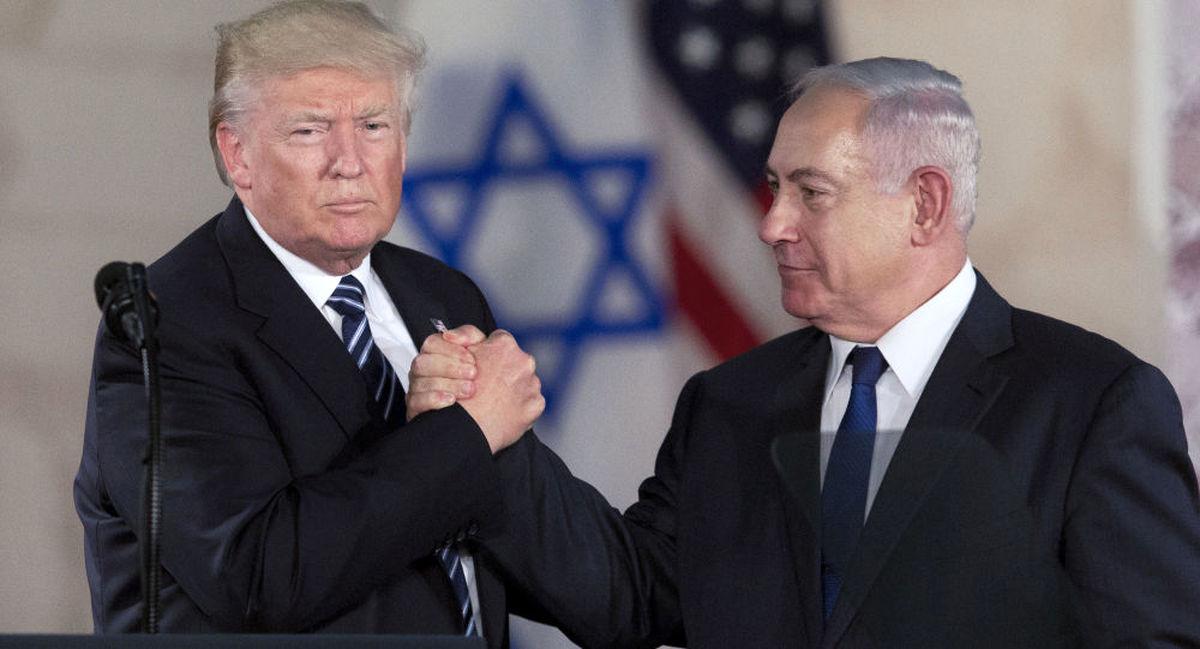 ترامپ و نتانیاهو در تماس تلفنی به یکدیگر چه گفتند + عکس