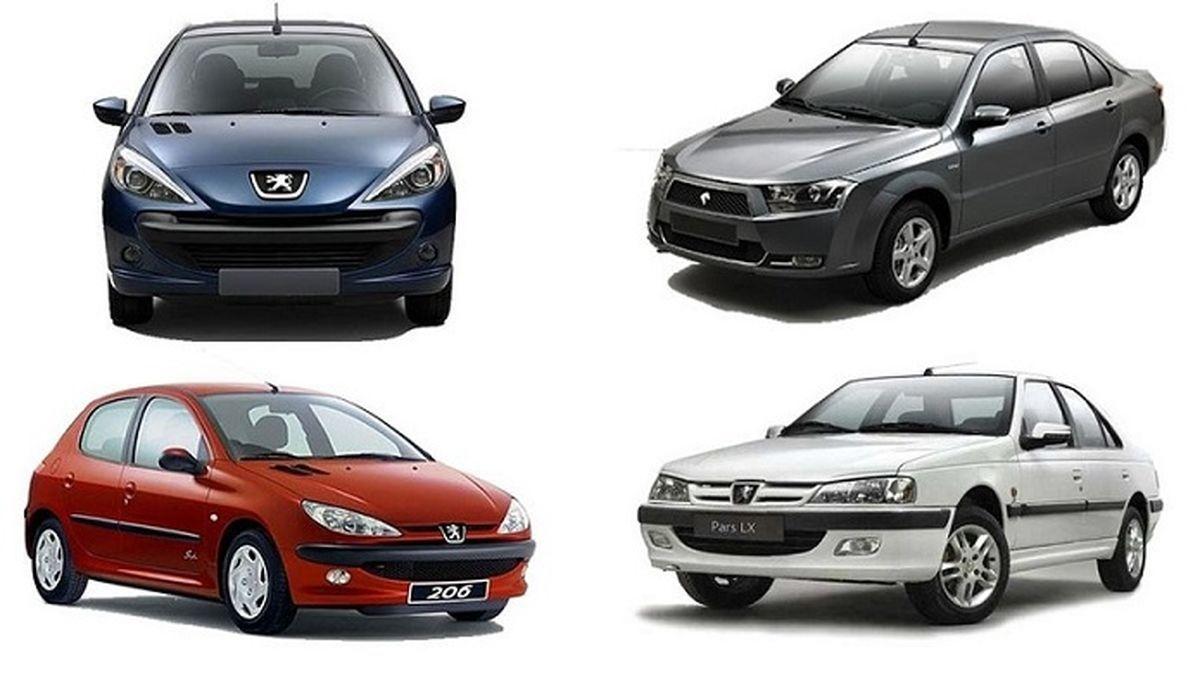 قیمت خودرو داخلی در بازار 8 تیر + جدول