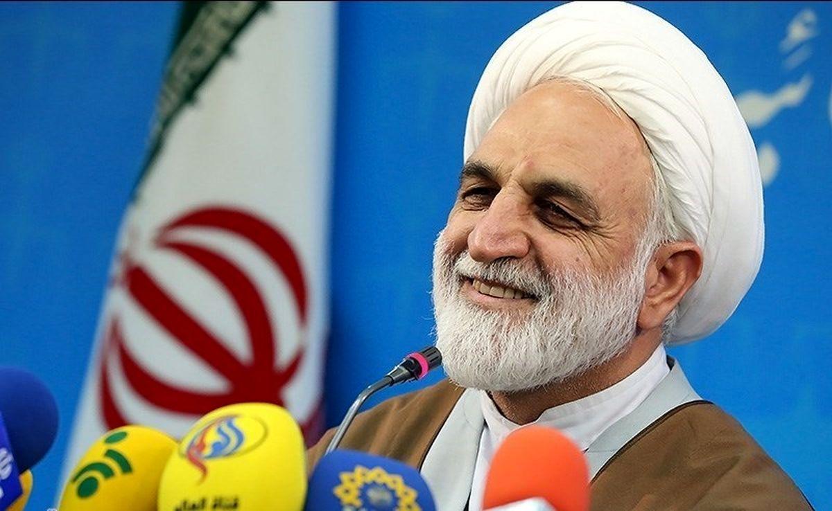 محسنی اژه ای رئیس قوه قضائیه شد + سوابق