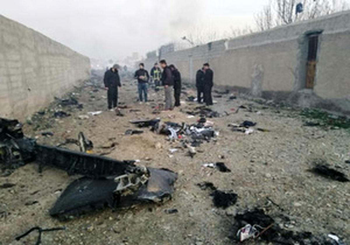خلافی خودرو جان مسافر پرواز تهران - اوکراین را نجات داد