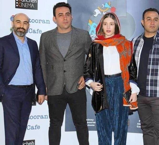 تیپ فرشته حسینی