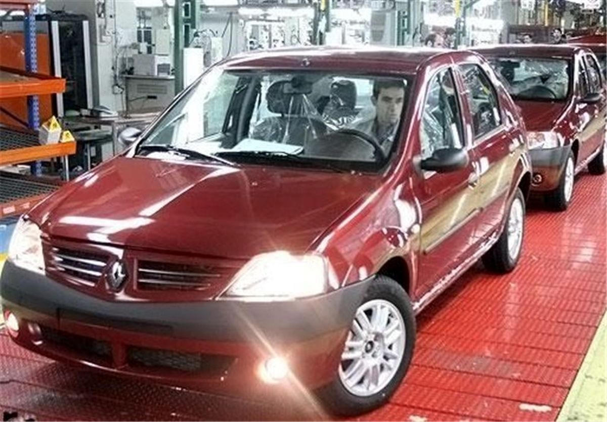 ایران خودرو همچنان پیشتاز شرکت های خودروسازی کشور