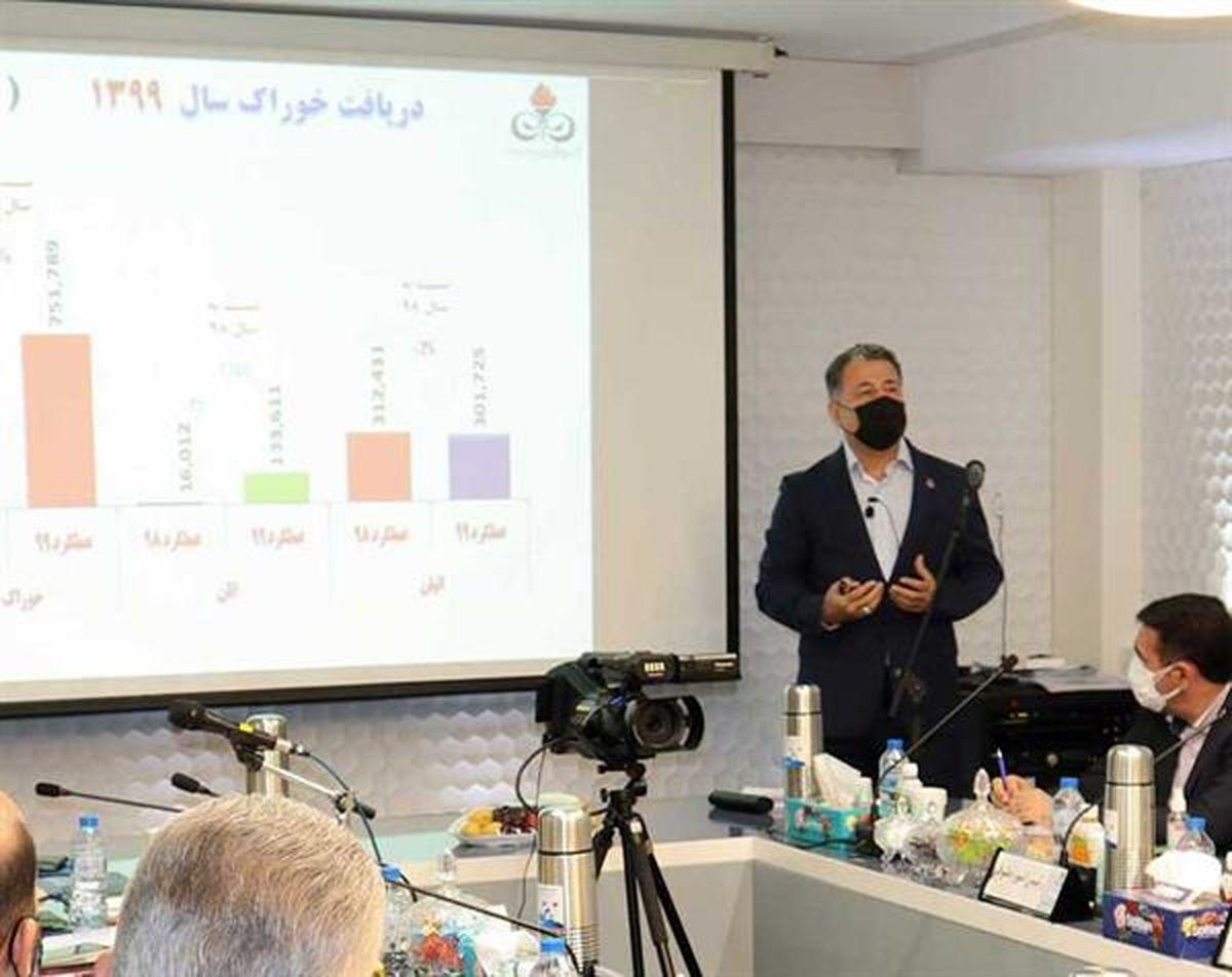 برگزاری مجمع عمومی عادی سالیانه پتروشیمی امیرکبیر