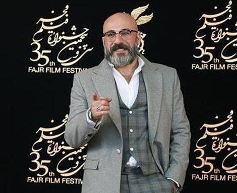 دلیل ازدواج نکردن امیر آقایی بازیگر 50 ساله فاش شد + فیلم