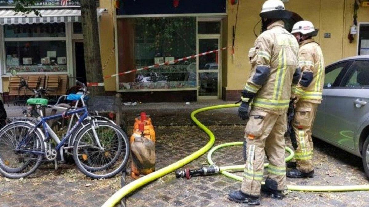 جزئیات آتشسوزیهای مشکوک در پایتخت آلمان