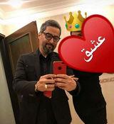 عکس شبنم کمانگر همسر دوم مهرداد میناوند + عکس