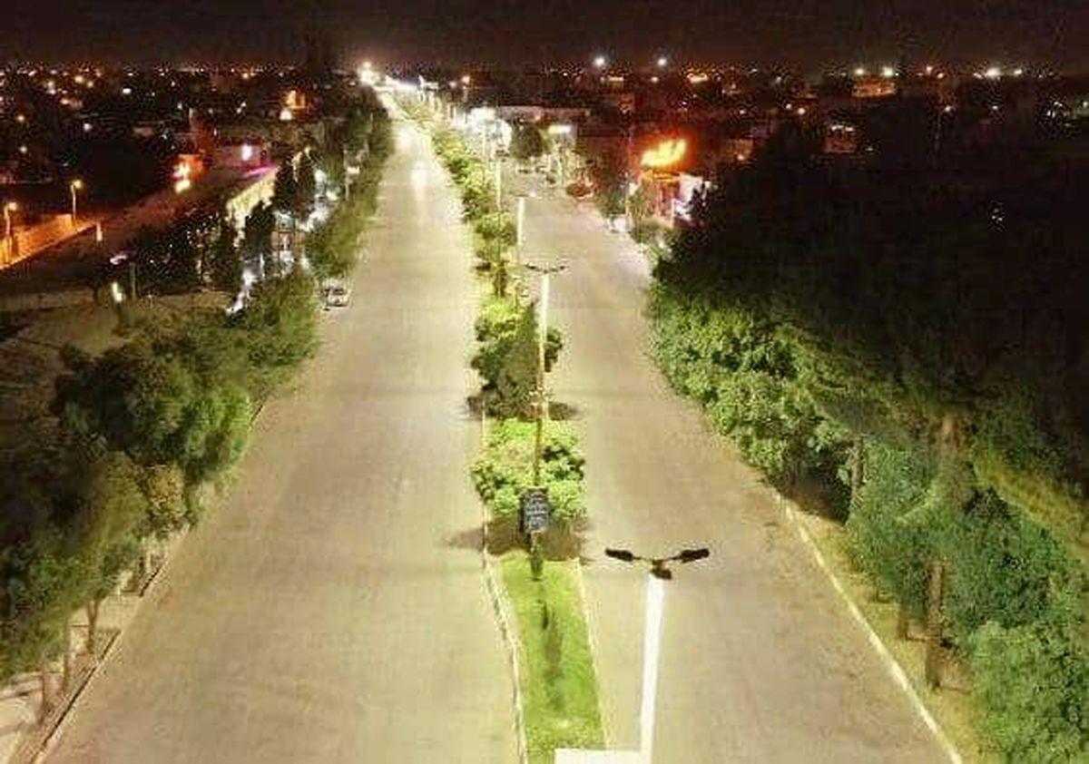 مشارکت شرکت گل گهر در اجرای پروژه شهر نور در سیرجان