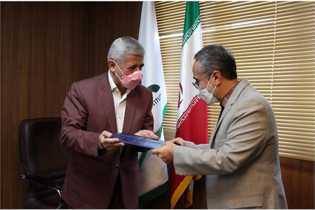 رییس جدید کانون زبان ایران منصوب شد