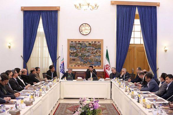 قدردانی مهندس آذری جهرمی از اقدامات شرکت ارتباطات زیر ساخت و دست اندرکاران تامین زیرساخت های ارتباطی مناسبت های ملی و مذهبی