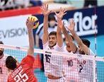 نتیجه بازی والیبال ایران و روسیه   سه شنبه 9 مهر