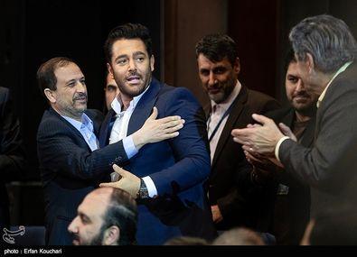 حمله بی سابقه تلوزیون و تمسخر شدید محمدرضا گلزار بعد از علی دایی + فیلم