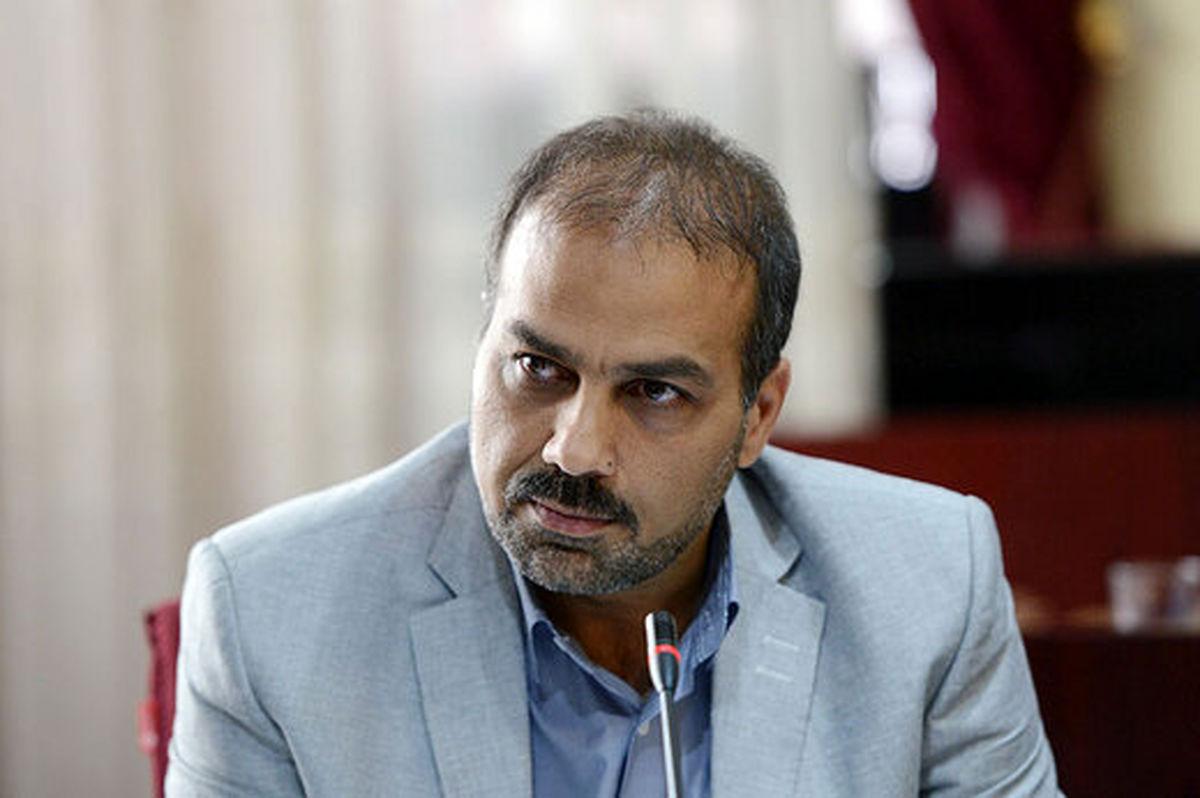 توییت مازیار ناظمی در خصوص ادامه لیگ نوزدهم + عکس