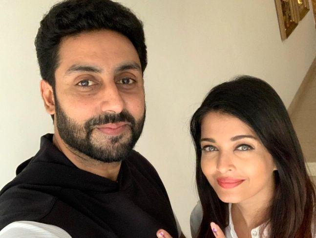 Abhishek wishes his 'principessa' Aishwarya on birthday - TimesSouth.com