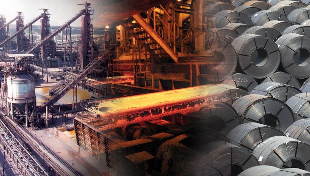 رشد 16.2 درصدی تولید فولاد و افزایش 32 درصدی درآمد فروش فولاد مبارکه