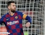 مسی با بارسلونا تمدید نکرد !