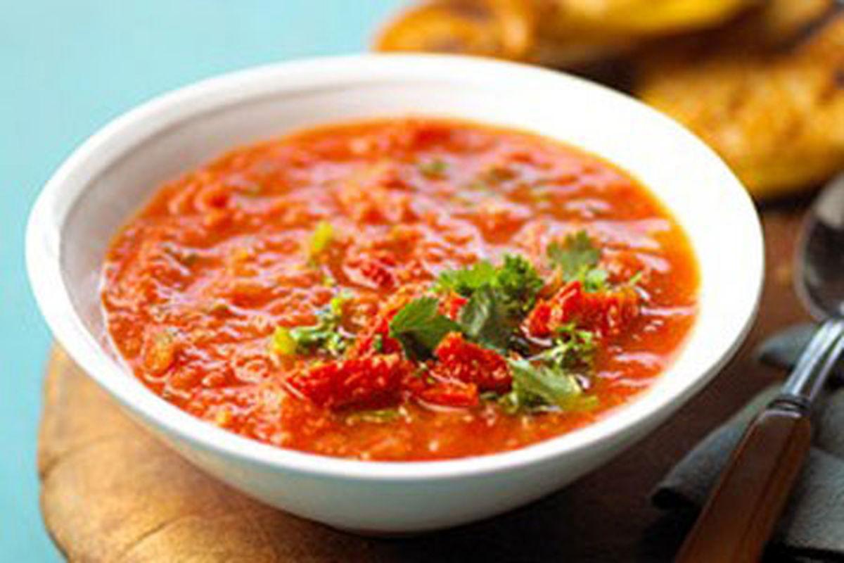 آموزش و طرز تهیه سوپ کلم مقوی و رژیمی