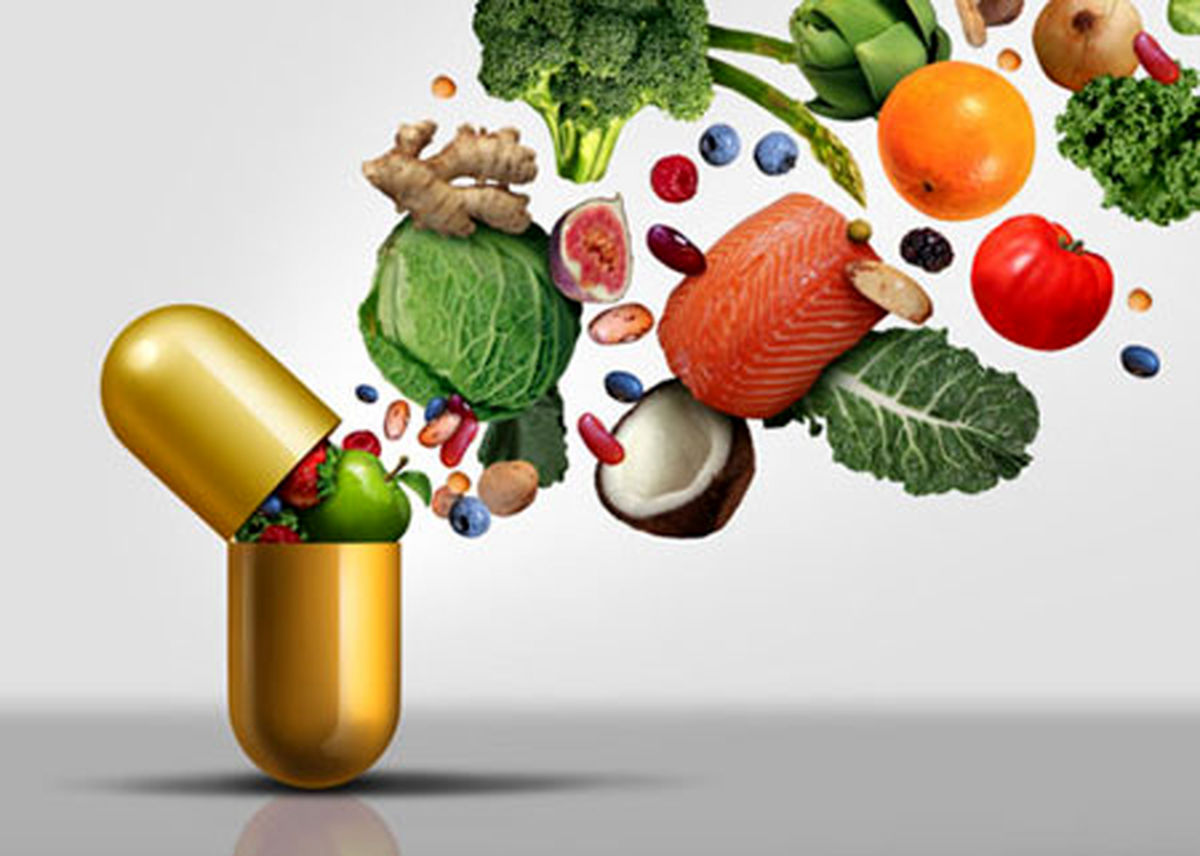 بهترین  و خوشمزه ترین مولتی ویتامین گیاهی