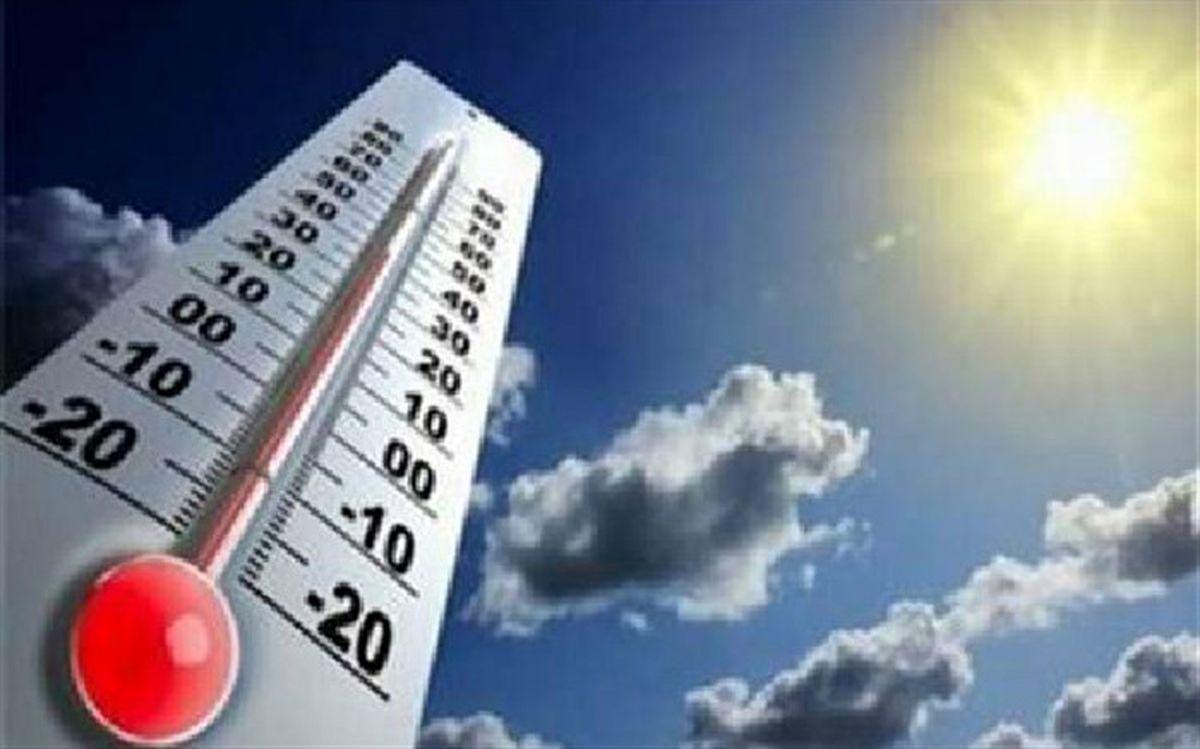 افزایش ۵ تا ۱۰ درجهای دمای هوا در بیشتر مناطق کشور