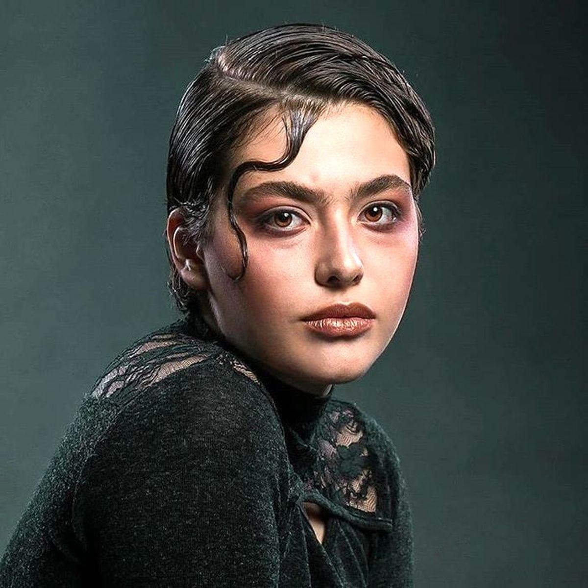 عکس زیبا از ریحانه پارسا بازیگر جوان + عکس