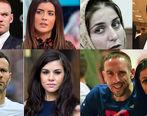 10 فوتبالیست خائن به همسر را بشناسید/از ناصر تا وین رونی + تصاویر