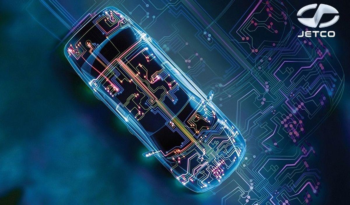 نخستین نمونه شبکه برق و الکترونیک خودروی ساخت داخل