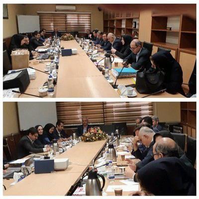 جلسه کمیسیون معاملات انتخاب بزرگترین پیمانکاران معدنی برگزار شد