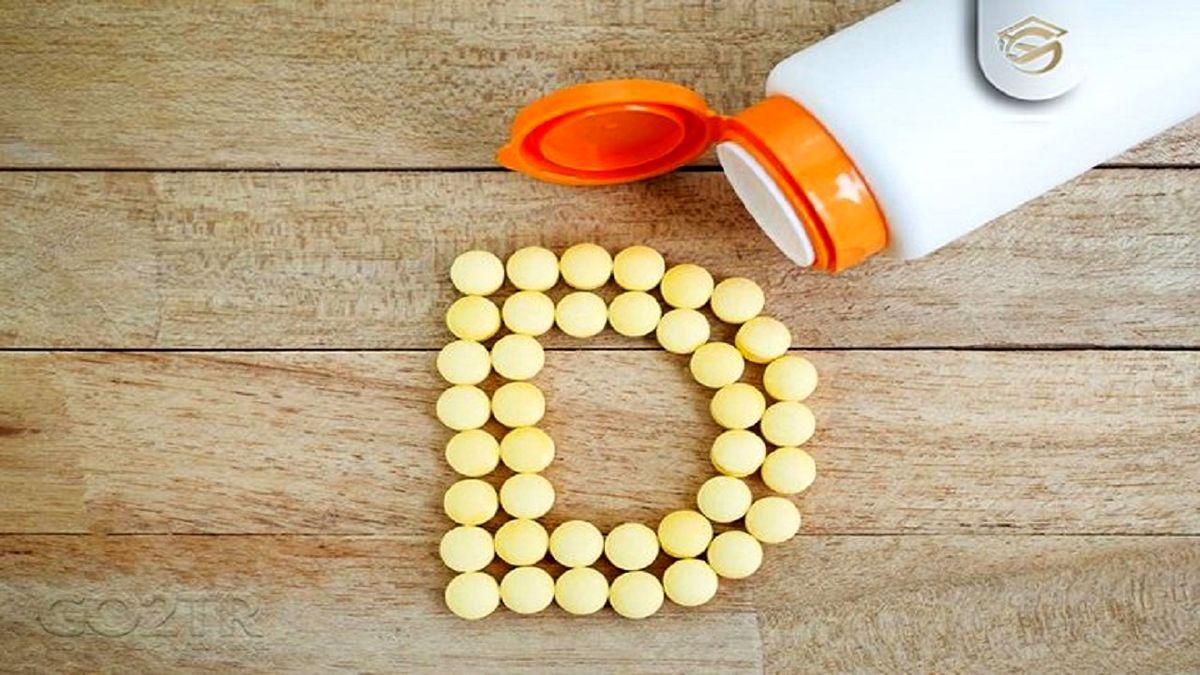 با نشانههای کمبود ویتامین D در بدن آشنا شوید