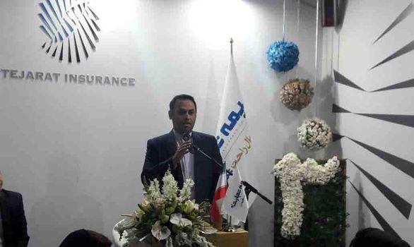 نیما نوراللهی:پرداخت خسارت کامل و به موقع مهمترین اولویت شرکت بیمه تجارت نو