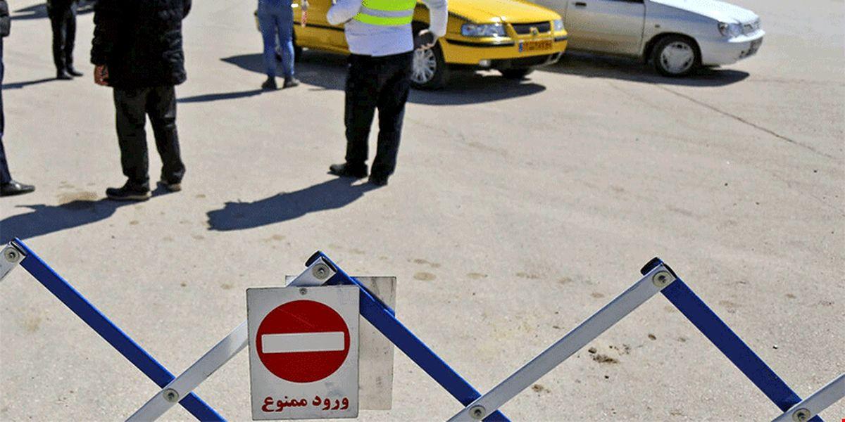 ممنوعیت ورود خودروهای شخصی به اهواز