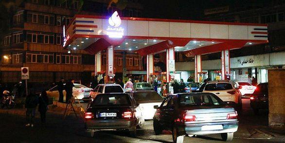 اعتراضات به گرانی بنزین + فیلم
