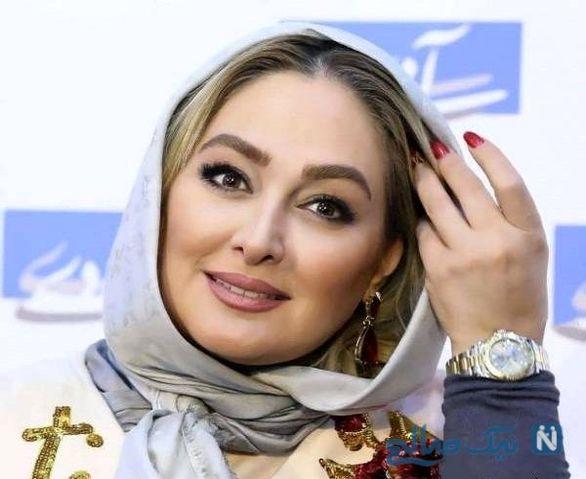 عروسی الهام حمیدی در شب گذشته برگزار شد +بیوگرافی و فیلم