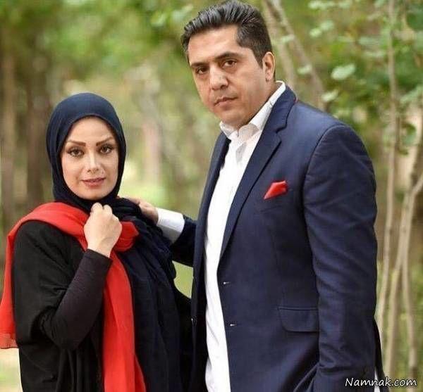 عکسهای مانی رهنما و همسرش