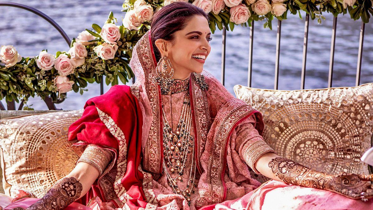 Deepika Padukone's hearty laughter at her wedding has shattered an age-old culture