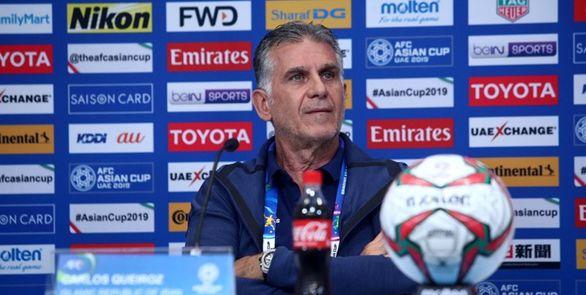 مربی آینده کلمبیا برنده دیدار ایران و یمن!